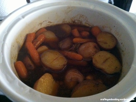 Crockpot Pot Roast 2