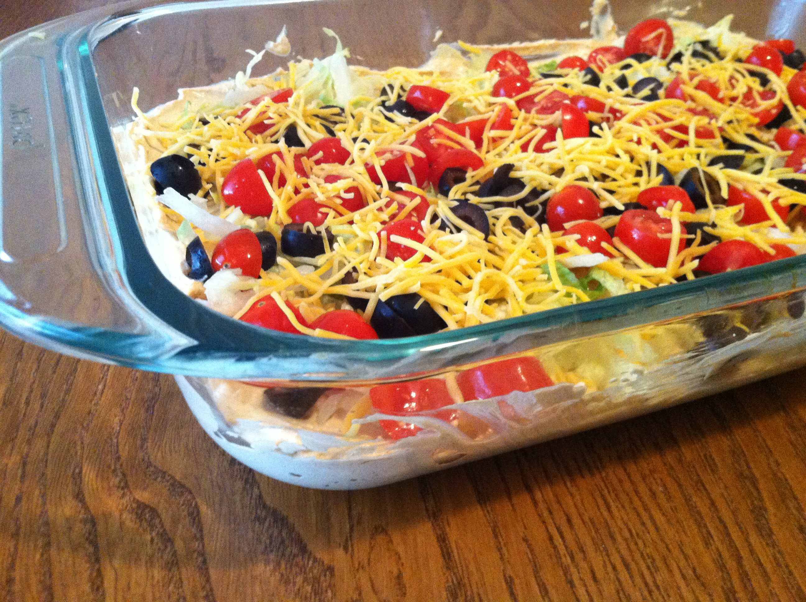 Taco dip | Crafting and Cooking