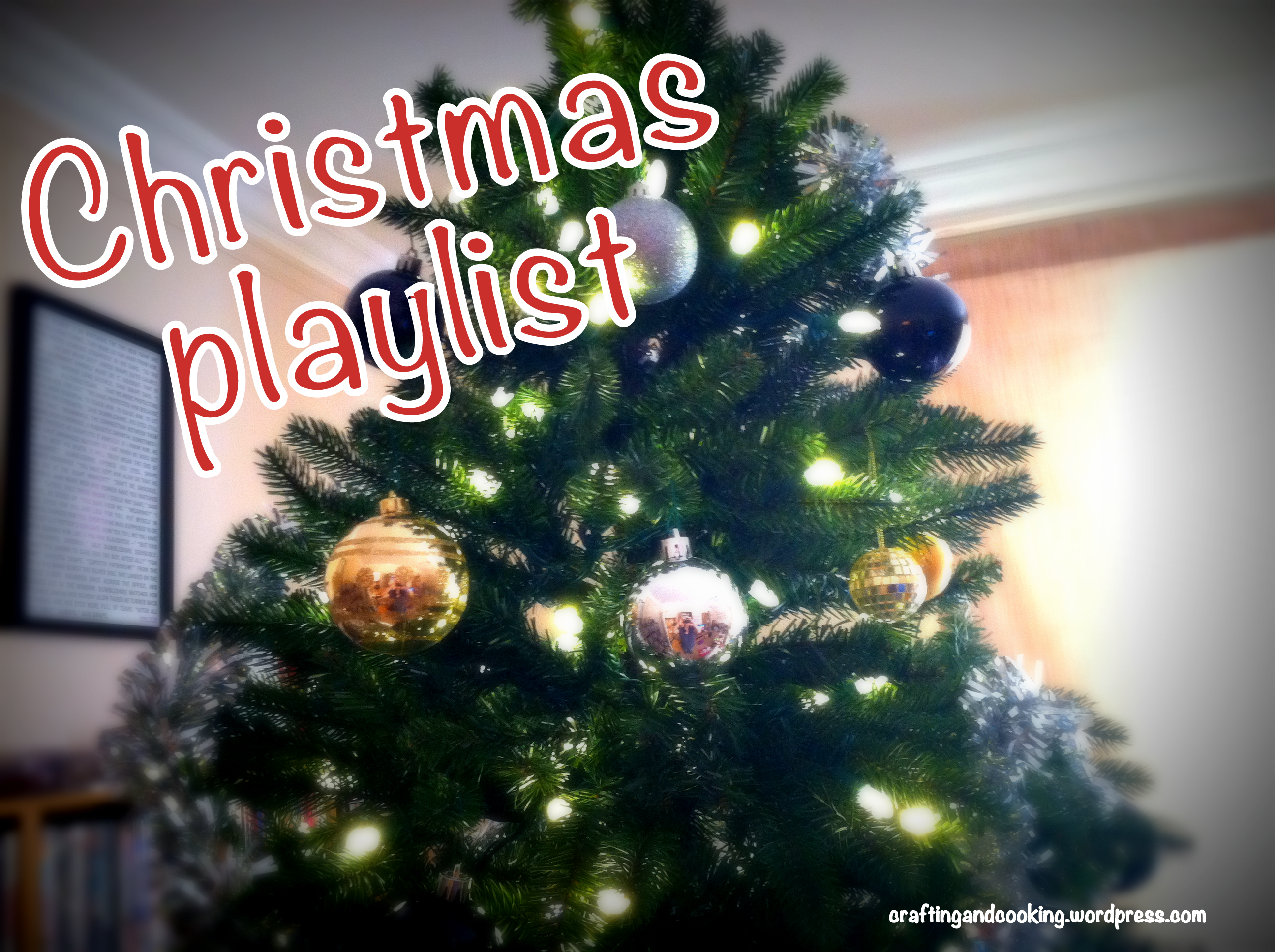 Christmas Music Playlist.Christmas Music Playlist Crafting And Cooking