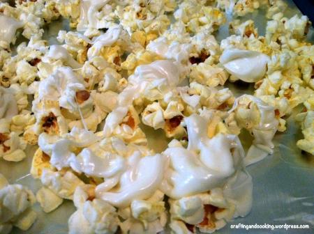 Peppermint popcorn 2