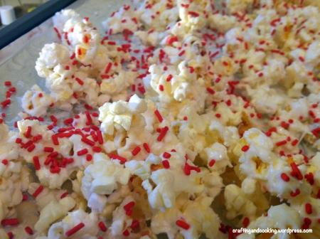 Peppermint popcorn 3
