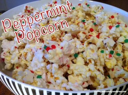 Peppermint popcorn 4