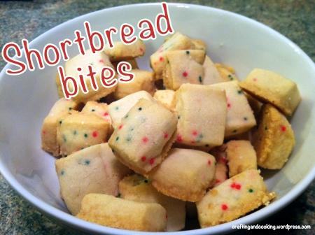 Shortbread bites 11