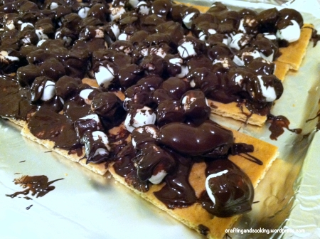 s'mores bark 6