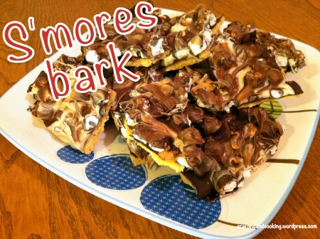 s'mores bark 9