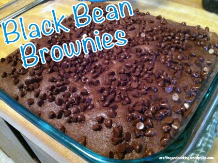 Black Bean Brownies 7