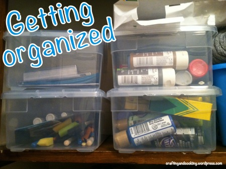cleaning and organizing 3