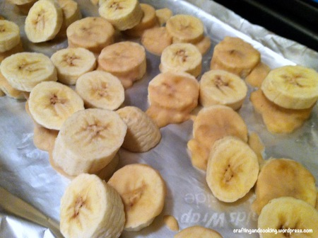 Frozen Banana Bites 7