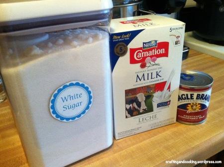 Pastillas de leche 1