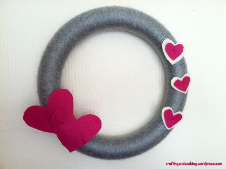 Versatile Valentine's Day wreath 3