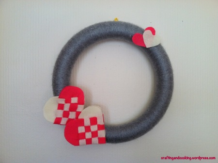 Versatile Valentine's Day wreath 4
