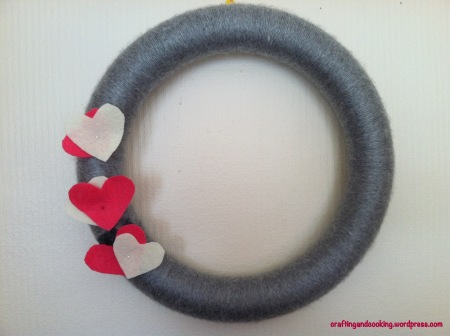 Versatile Valentine's Day wreath 5