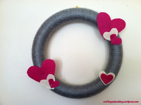 Versatile Valentine's Day wreath 6