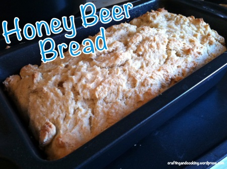 Honey Beer Bread 6