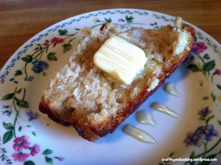 Honey Beer Bread 7